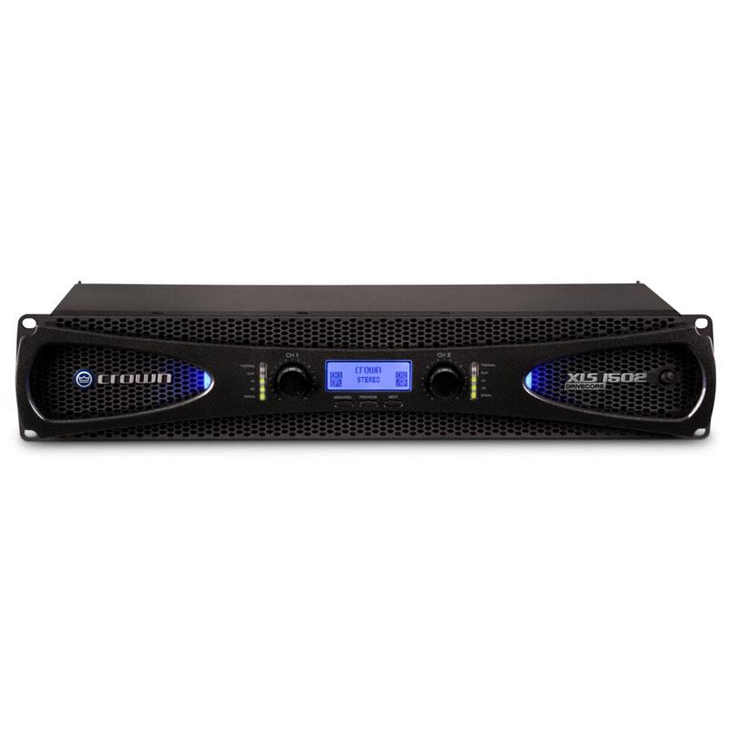 CROWN(皇冠)XLS1502 功率放大器