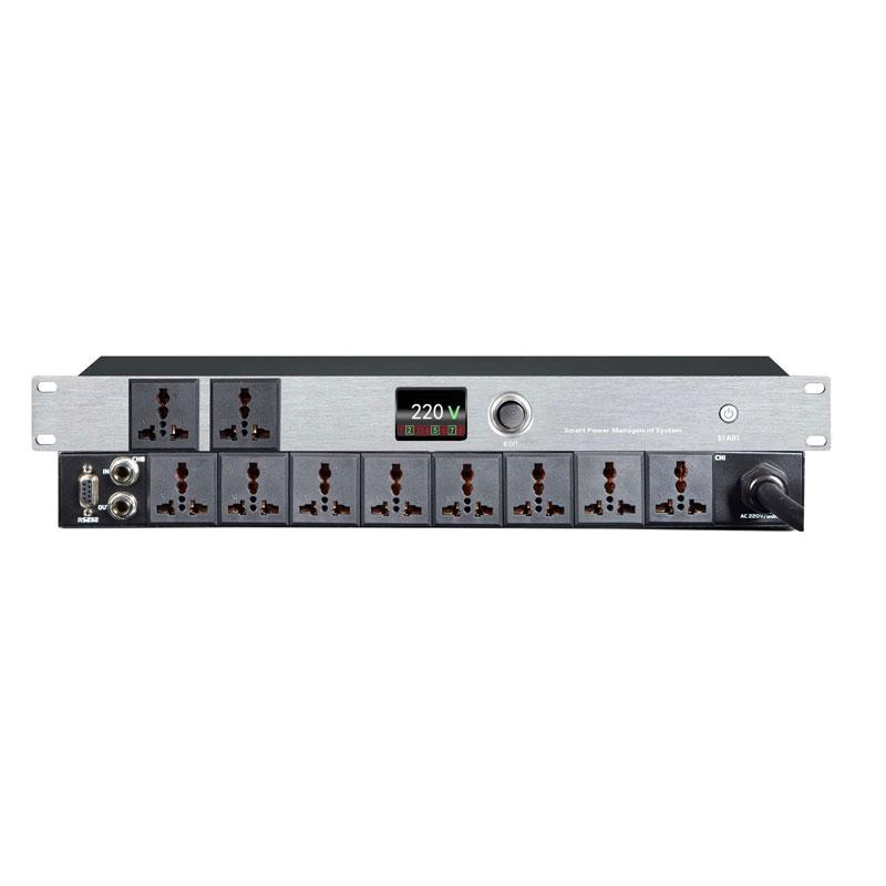 FIRETOD(火狐)PM08 八路电源时序器
