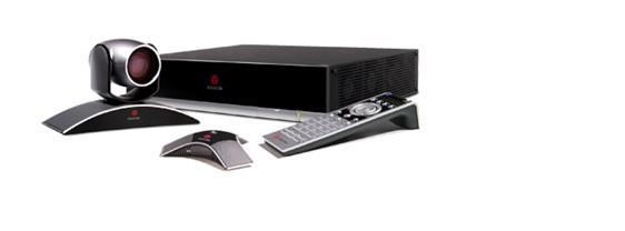 宝利通Polycom HDX9000视频会议设备