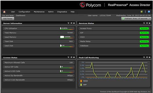 宝利通Polycom Realpresence Access Director云安全接入网关