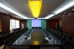 多媒体智能会议室改造施工装修