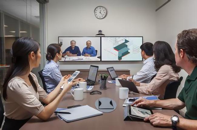 酒店行业视频会议解决方案