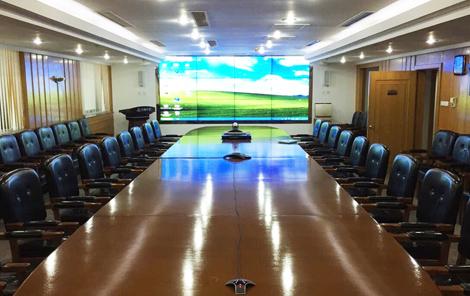 大型视频电话会议室系统解决方案(POLYCOM HDX8000)