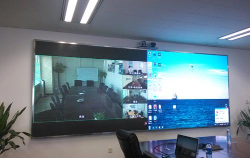 大型视频会议室系统解决方案(POLYCOM GROUP700)