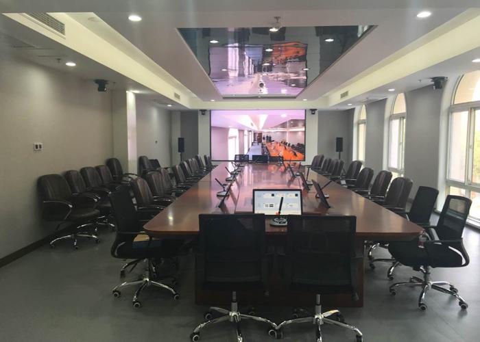 大型视频会议室系统解决方案