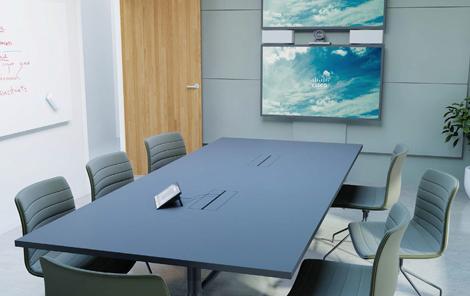 中型视频会议室系统解决方案(Cisco C60)