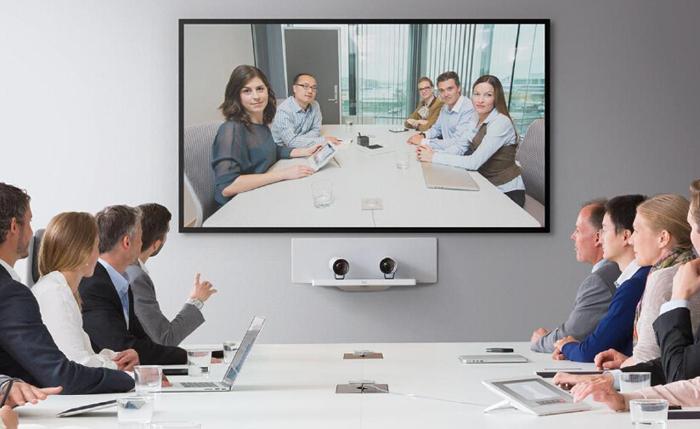 中型视频会议室系统解决方案(CISCO SX80)